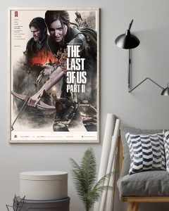 [LUXURY] The last of us part 2 poster