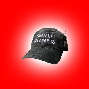 Clean Up On Aisle 46 Hat 3